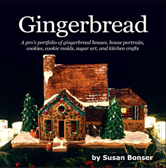 Gingerbread cover